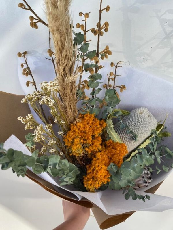 Dried Blooms Samantha S Flowers By Design